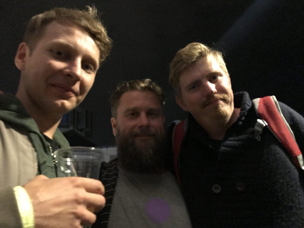 Marcus Hjalmarsson Brewskist. Kaspar ja Rasmus Õllegaleriist.